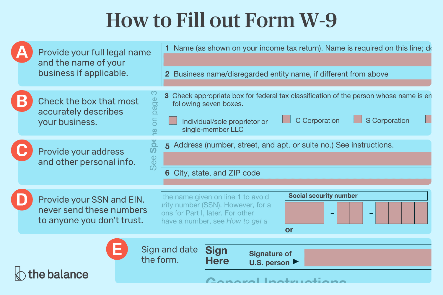 Form W9 Box 9 Never Underestimate The Influence Of Form W9 Box 9