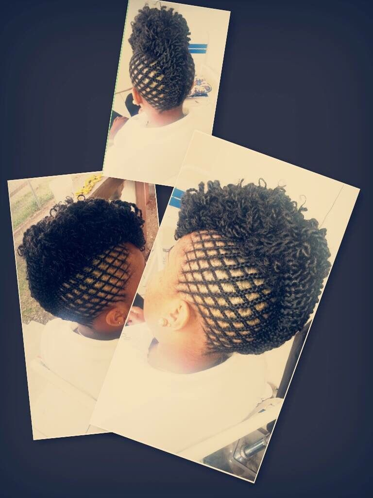Jalicia alyssa pinterest middle rock and hair style