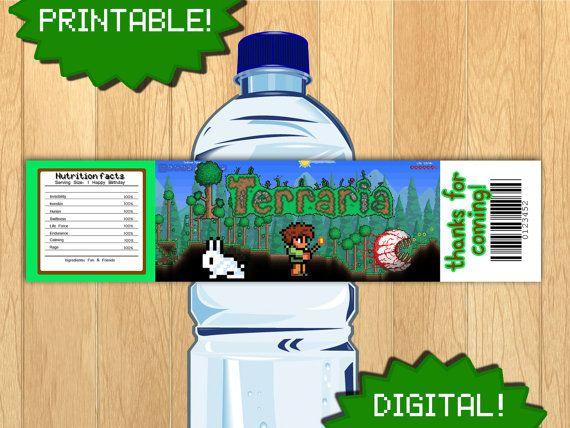 terraria wasserflasche
