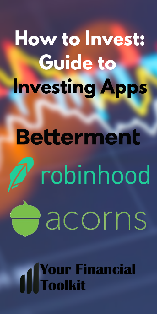 Guide to Investment Apps and RoboAdvisors Investing