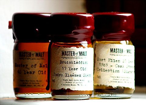 Master Of Malt Drinks By The Dram Sample Set Master Of Malt