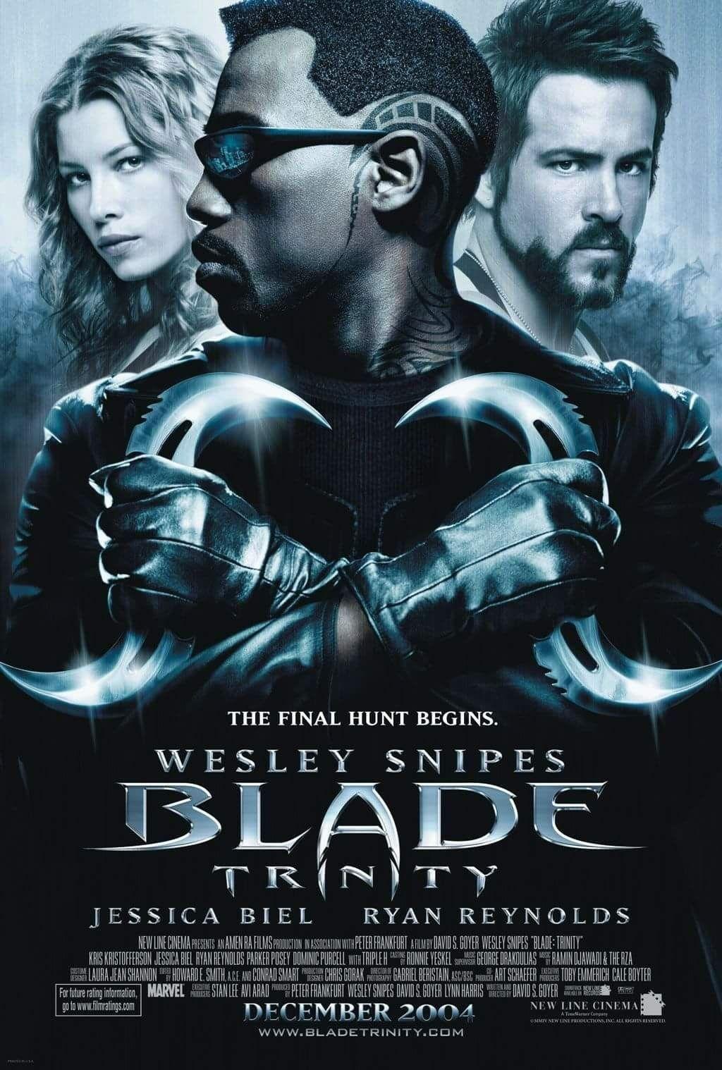 Blade Trinity 2004 Filmes Ver Filmes Online Gratis Os