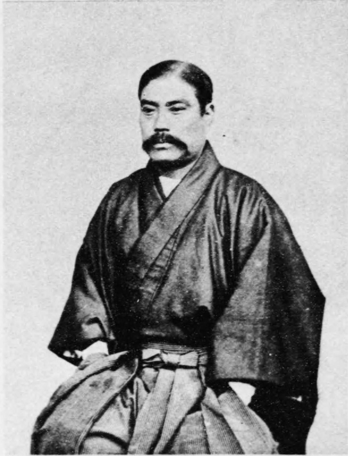 財界人物我観: 岩崎弥太郎 | 古い写真, 幕末 写真, 歴史的な写真