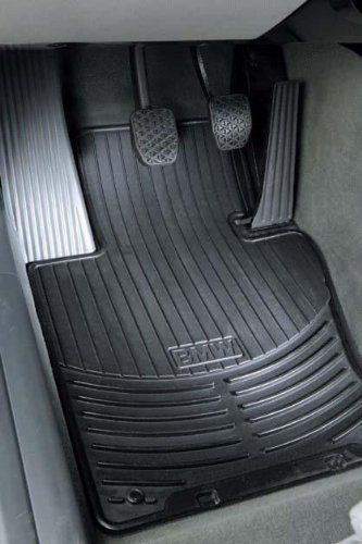 Bmw Front Black X5 E53 All Season Floor Mats 2001 2006 Genuine Factory Oem 82550151189 Set Of 2 Front Mats Car Accessories Online Market Rubber Floor Mats Floor Mats Rubber Flooring
