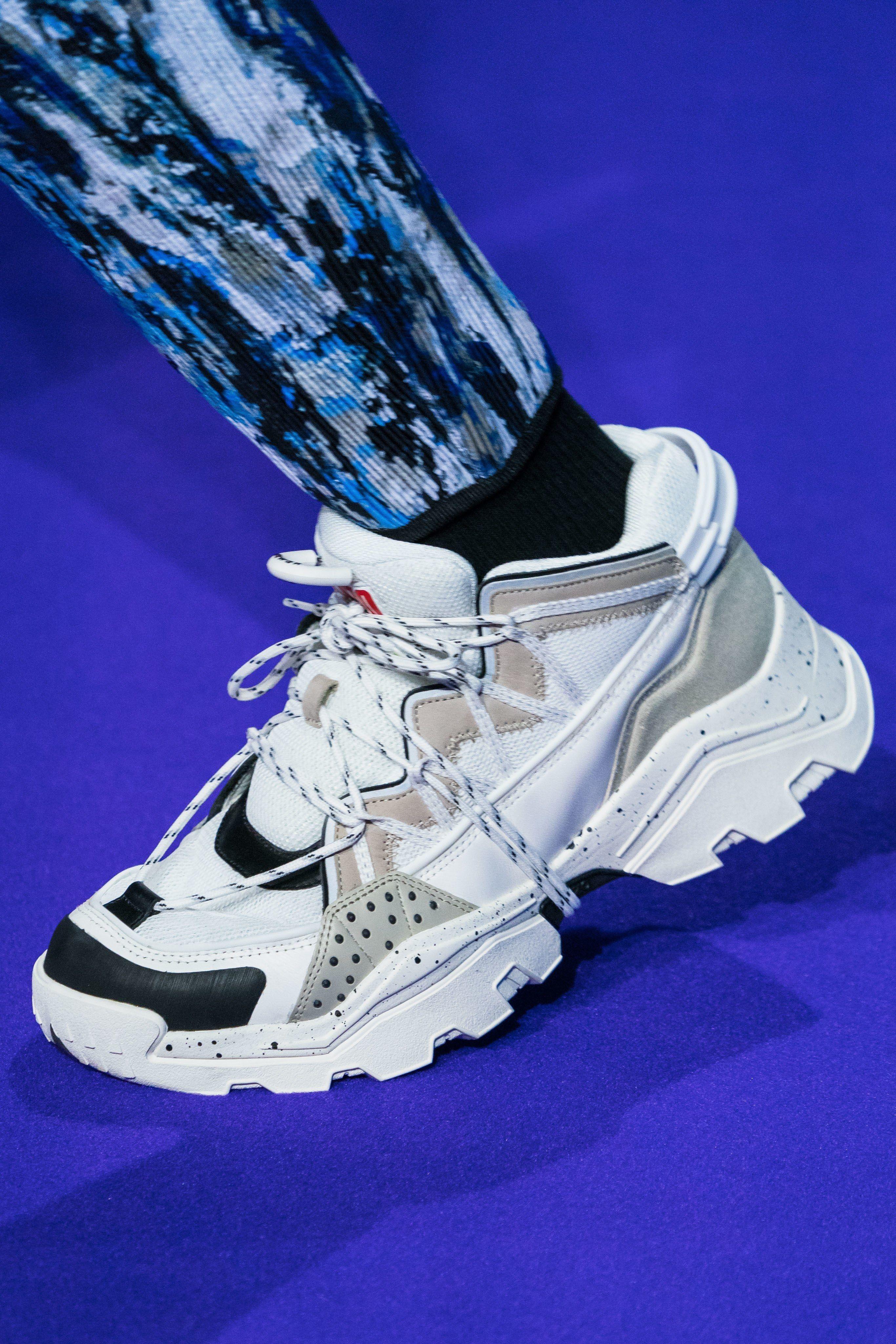 Kenzo Fall 2019 Menswear Fashion Show