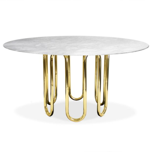 Dining Room Inspirations - Round Dining Tables Gamme, Pièces de