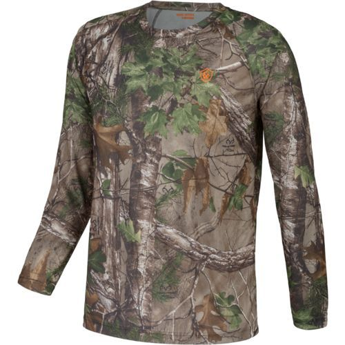 242a0dda6 Game Winner Men s Eagle Pass Camo Long Sleeve Shirt - Camo Clothing ...
