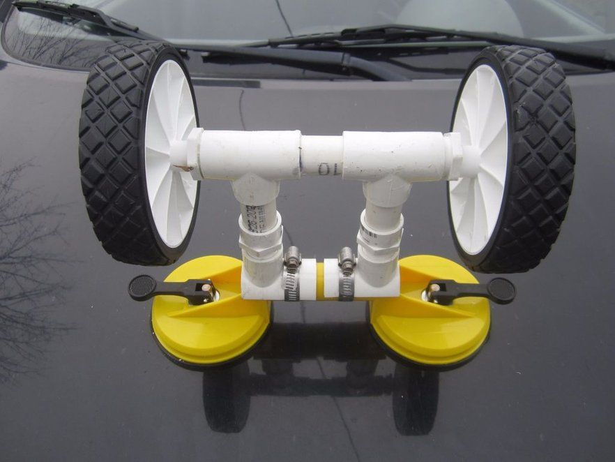 Kayak Car Topping Helper Because They Can Be Heavy Kayaking Kayak Rack For Car Kayaking Gear
