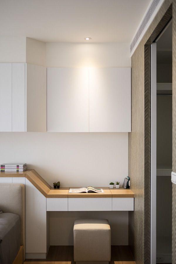 Yan Design Fu Yu On Behance Small Bedroom Remodel Study Table