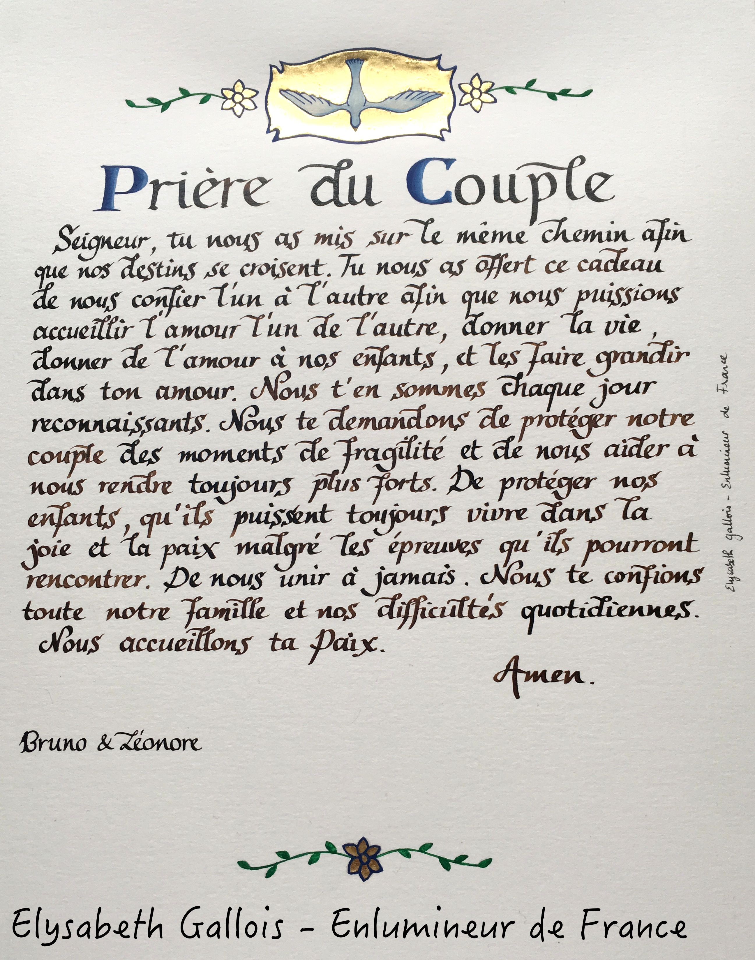 Discours remerciement eglise mariage