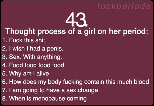Eff periods. lol