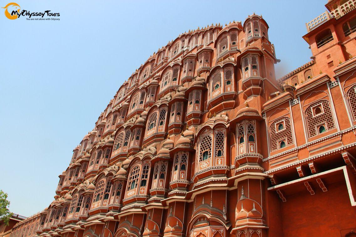Hawa Mahal Wind Palace Jaipur India
