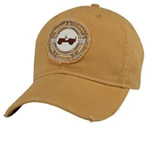 2f5dd0d1f Embroidered 75th Anniversary Jeep Hat | Jeep Clothes | Jeep gear ...
