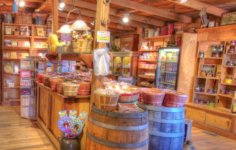 America's 20 Most Charming General Stores (With images