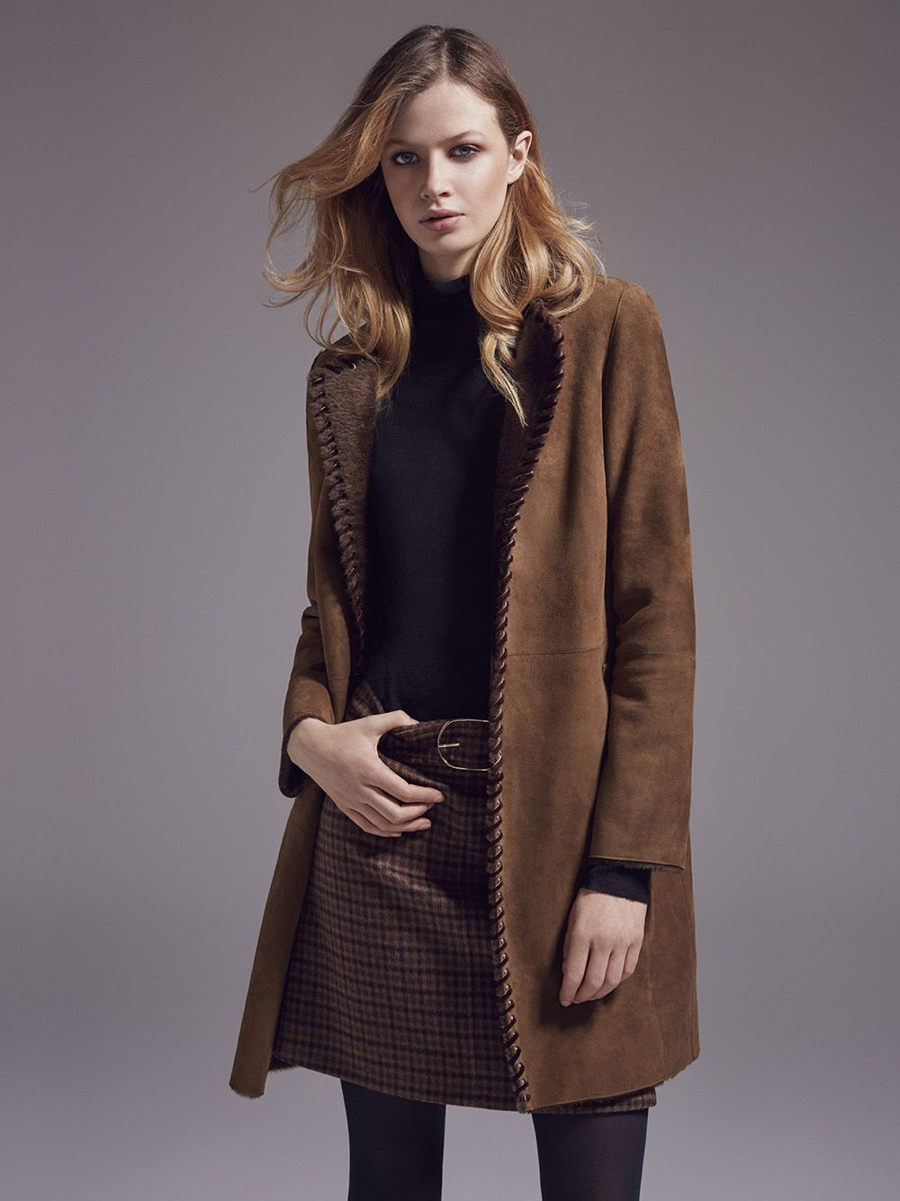 Salomon manteau femme
