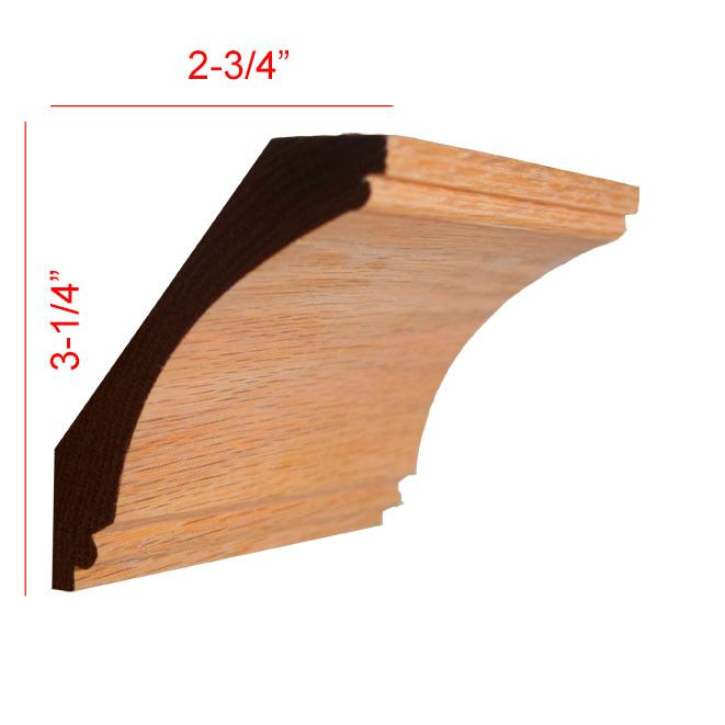 Crown EWCR43 | Cove crown molding, Ceiling crown molding ...