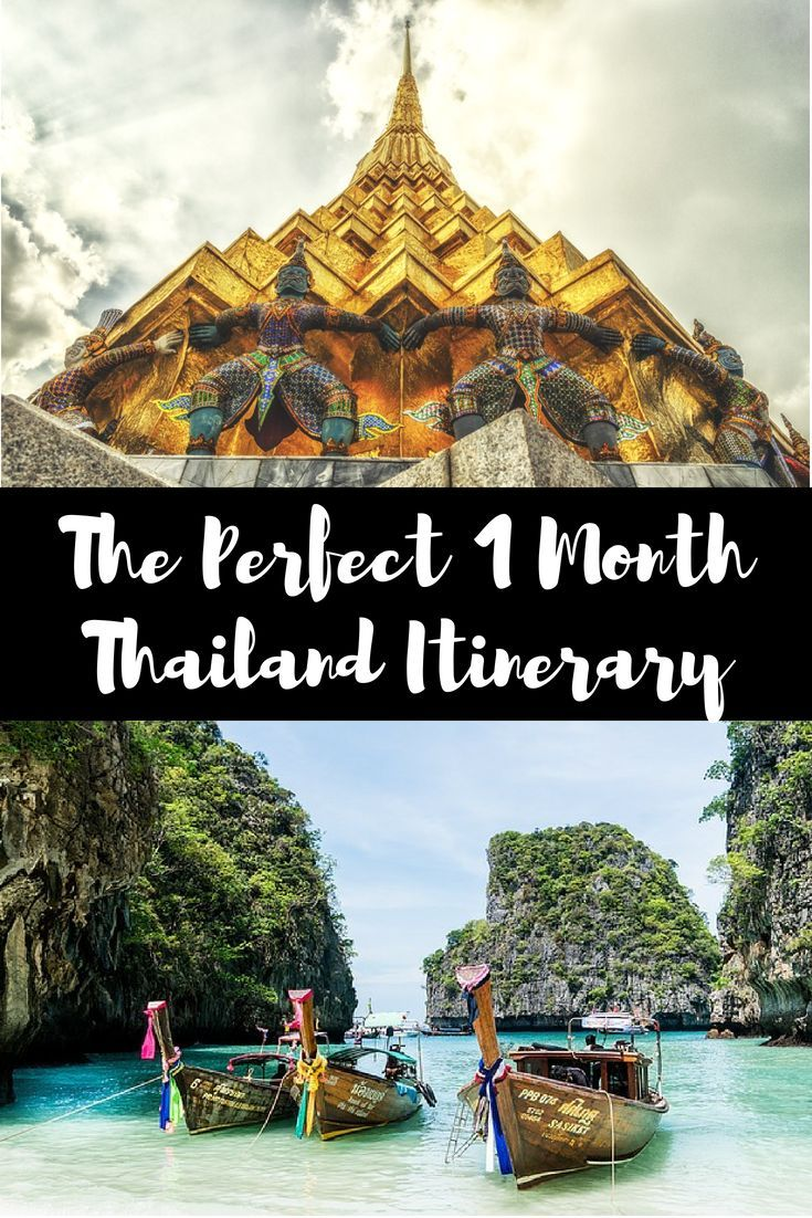 , The Ultimate 1 Month Backpacking Thailand Itinerary and Route, My Travels Blog 2020, My Travels Blog 2020