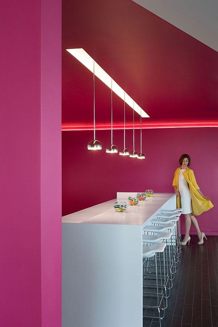 HDR Opens New Omaha Headquarters | Iluminación, Interiores y Decoración
