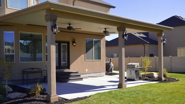 Remarkable Ideas For Patio Covers Stucco Trim Patio Covers In Utah Boydu0027s Custom Patios Airhq Covered Patio Design Backyard Covered Patios Patio Makeover