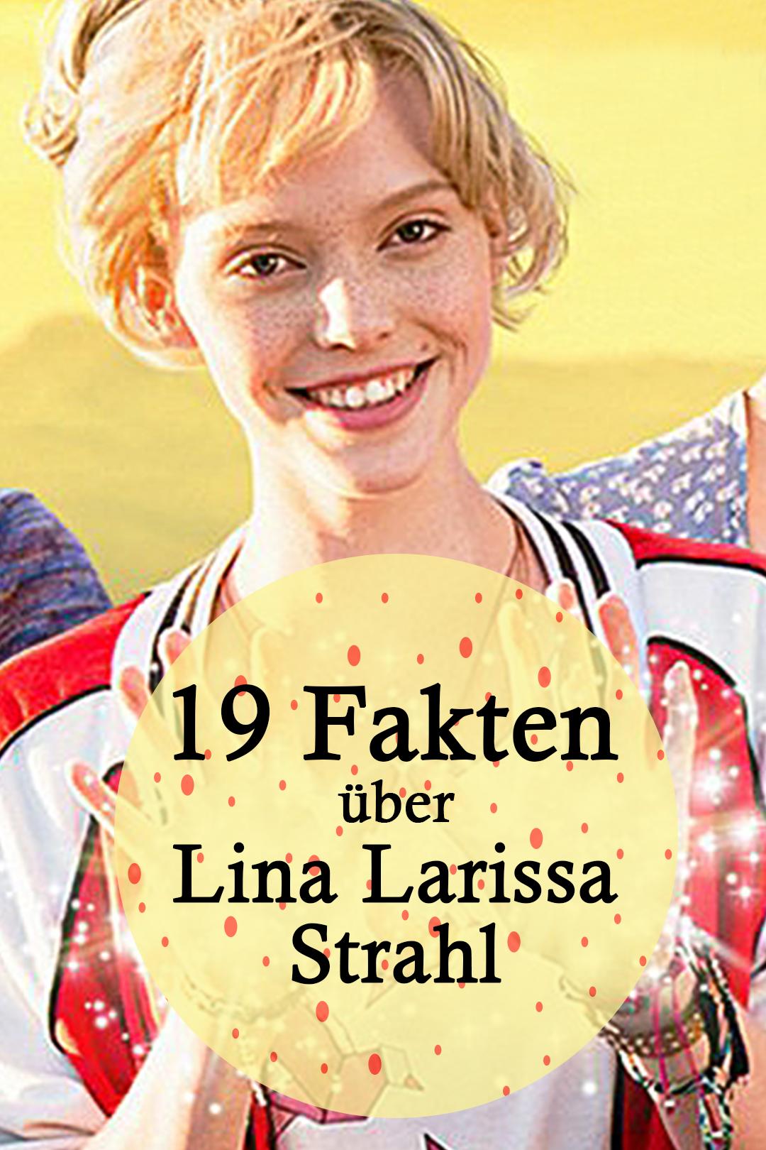 Lina Larissa Strahl Filme