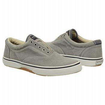 55 Sperry Top-Sider Men s Halyard Laceless at Famous Footwear - Ash Grey f9d39d8d7b9