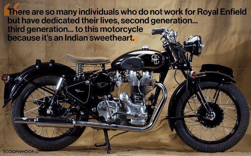 Meet Bobbee Singh The Delhi Guy Who Turns Old Royal Enfield Bikes