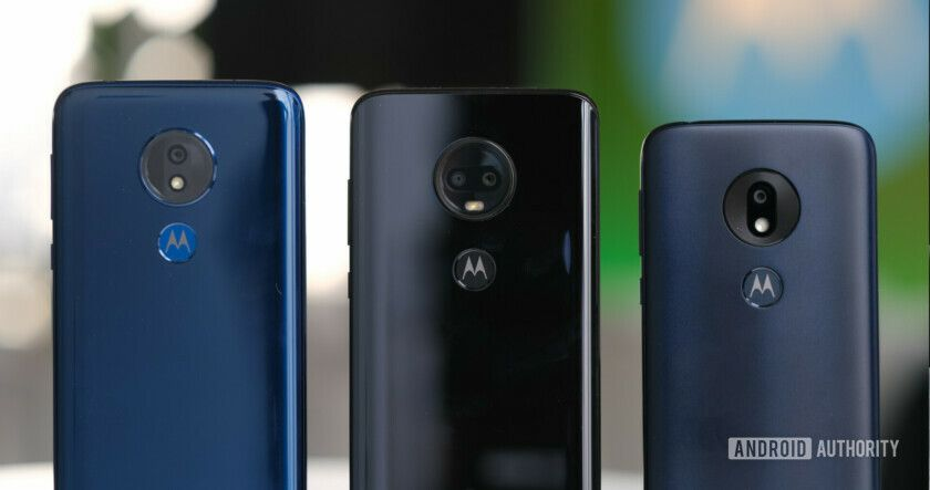 Moto G7, G7 Play, and G7 Power Price and release date