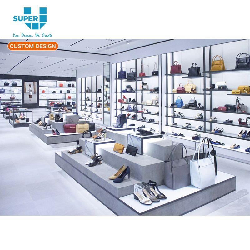 Wholesale Home Decor Stores: Wholesale Customized Decoration Shoe Shop Equipment For