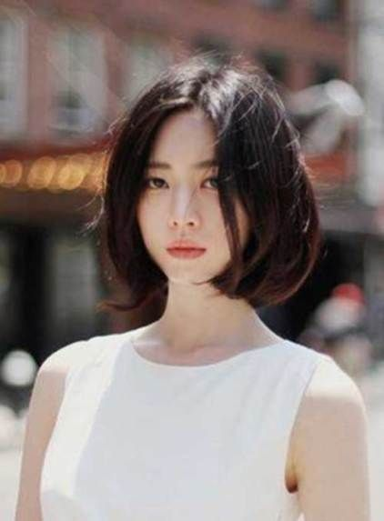 30 Cute Asian Short Hairstyles For Women 2018 Asian Hairstyles