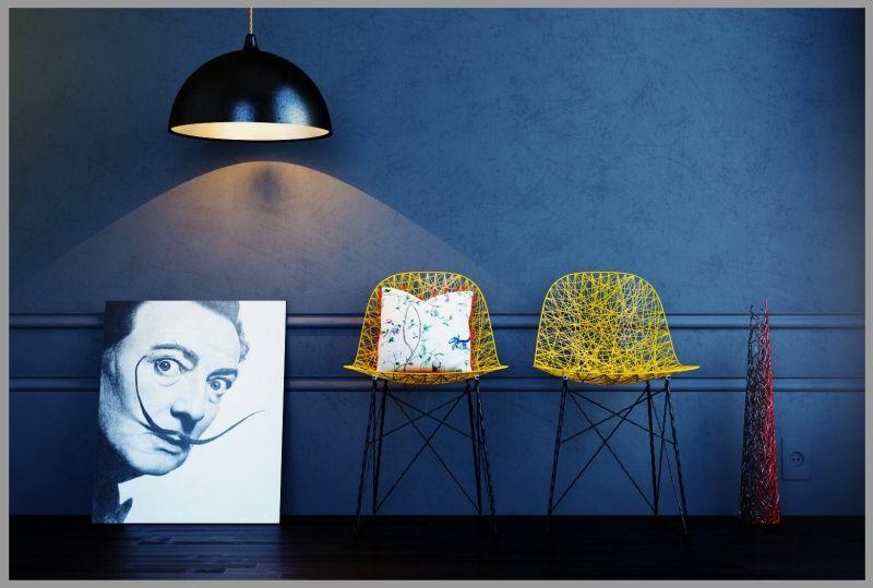 interior design by goga abramia