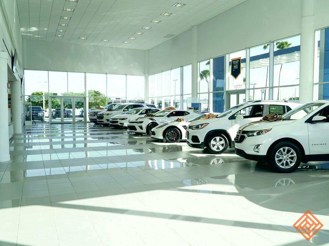 Bomnin Chevrolet Dadeland >> In This Opportunity We Installed The Floor In Bomnin