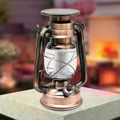 Portable Vintage Solar LED Lantern, Wall Lamp, LED Decorative Light, Hanging Lamps, Kerosene Lamp