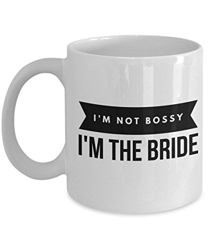 Wedding Gift For Friend Who Has Everything: Bachelorette Bride Gifts Idea- Funny Princess Bride Coffee