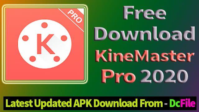 Kinemaster Pro Apk Download 4 11 16 14372 Gp Latest Version No
