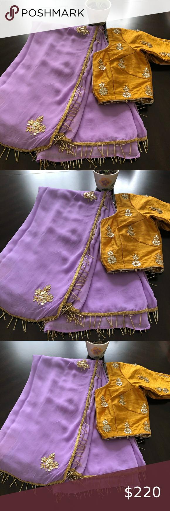 Photo of Hair and beauty  #purple #wedding #saree purple wedding saree telugu wedding sa