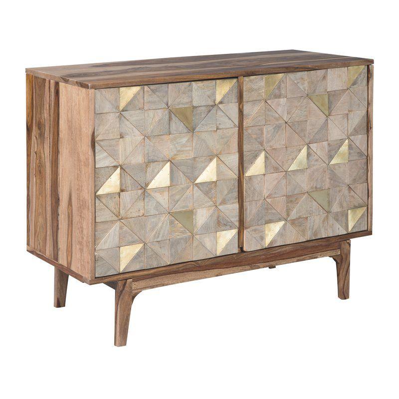 American Signature Furniture Sarasota Florida: Yerington 2 Door Accent Cabinet