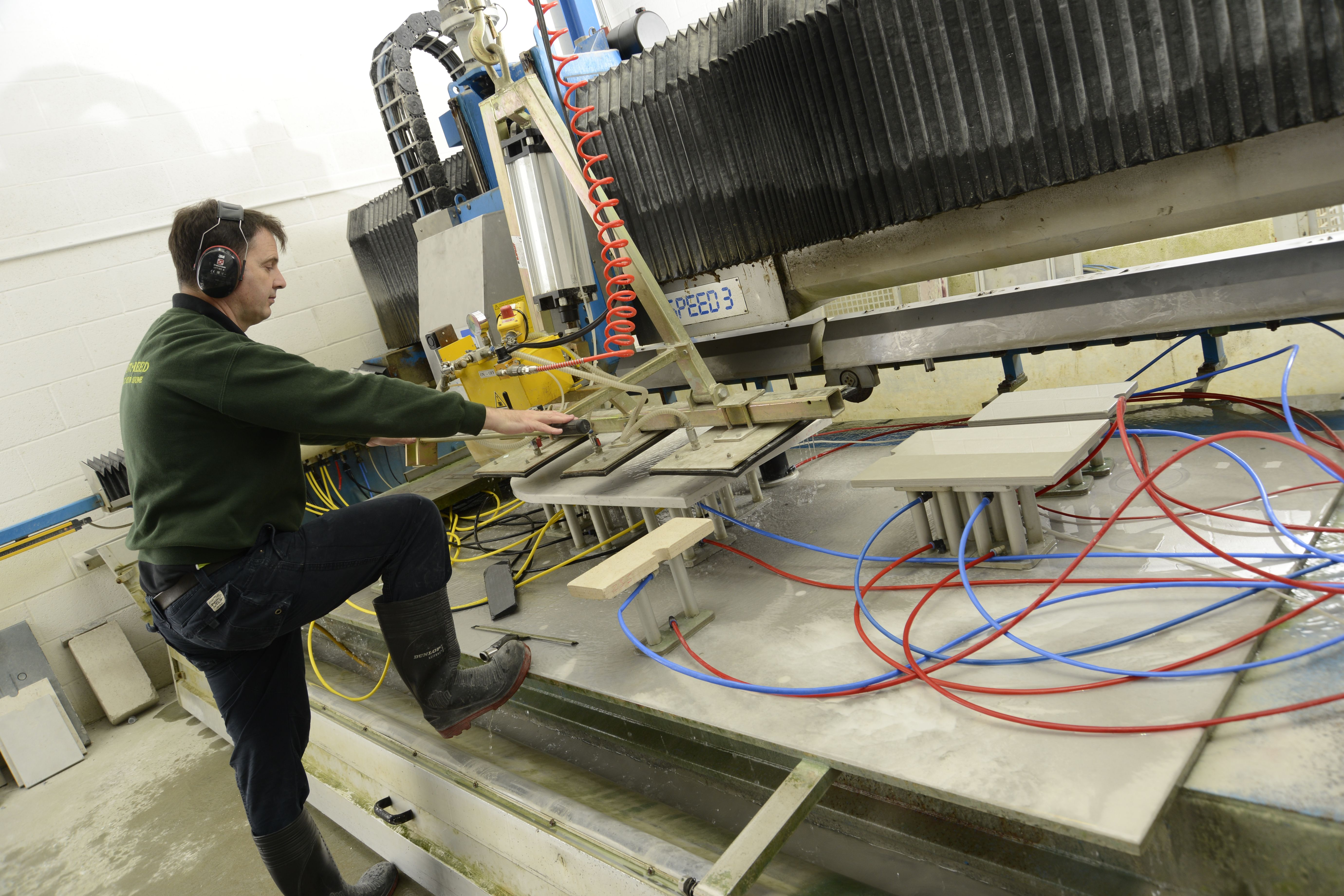 Ivett Reed Workshop Brembana Speed 3 Cnc Machine Multi Fuel Stove Cnc Machine Granite Worktops