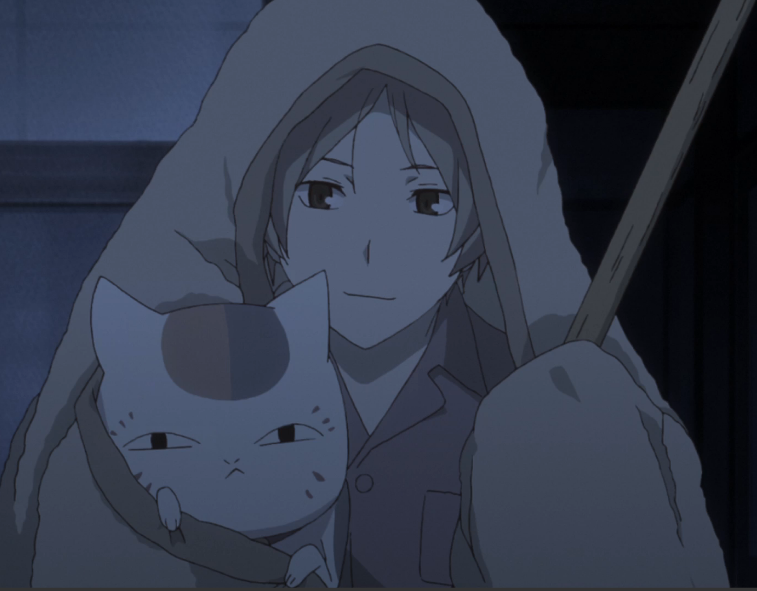 Another season of Natsume. This might actually save the