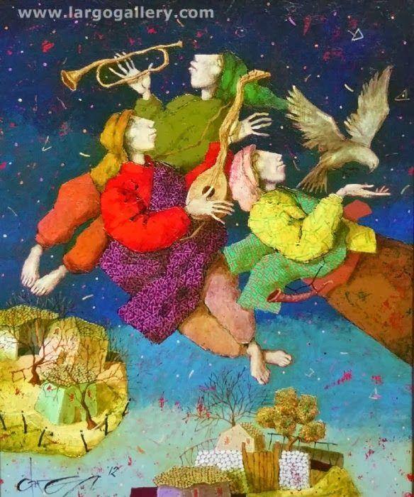 Artodyssey: Angel Gerdzhikov - Ангел Герджиков