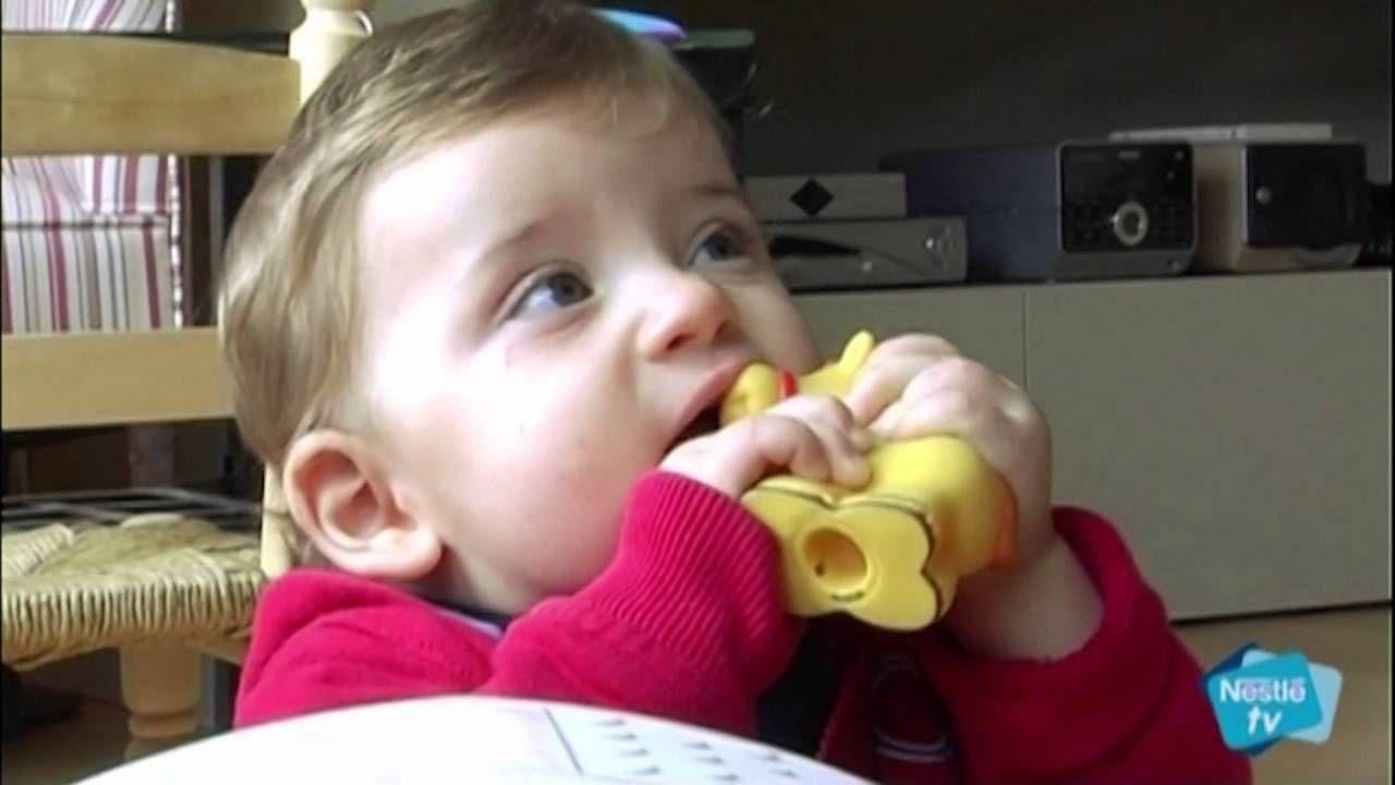 Logros de tu bebé de 6 a 8 meses (etapa 2) - Nestlé y el desarrollo de tu bebé