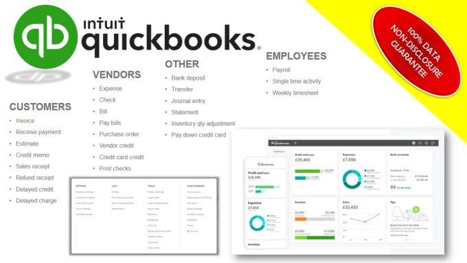 Pamoshiur I Will Do Accounting And Bookkeeping In Quickbooks Xero Wave Excel For 5 On Fiverr Com Quickbooks Quickbooks Online Bookkeeping