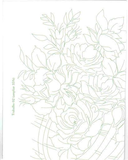 Pintura em Tecido e Crochê - Rosana Mello - Álbuns da web do Picasa: