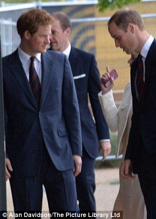 Princes William and Harry arrive at The Queen Elizabeth Park for the opening of the Invictus Games 10 Sep 2014