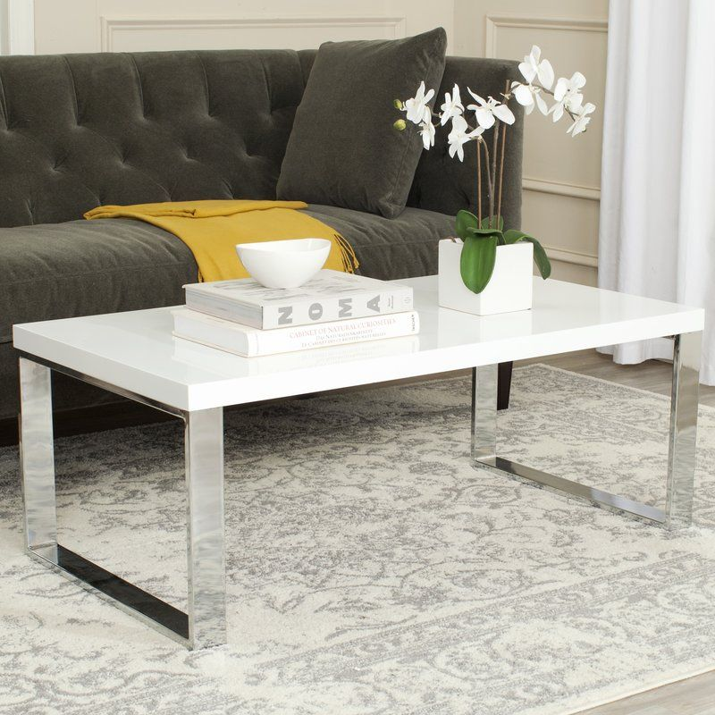 Rockford Coffee Table Contemporary Coffee Table Sofa End Tables