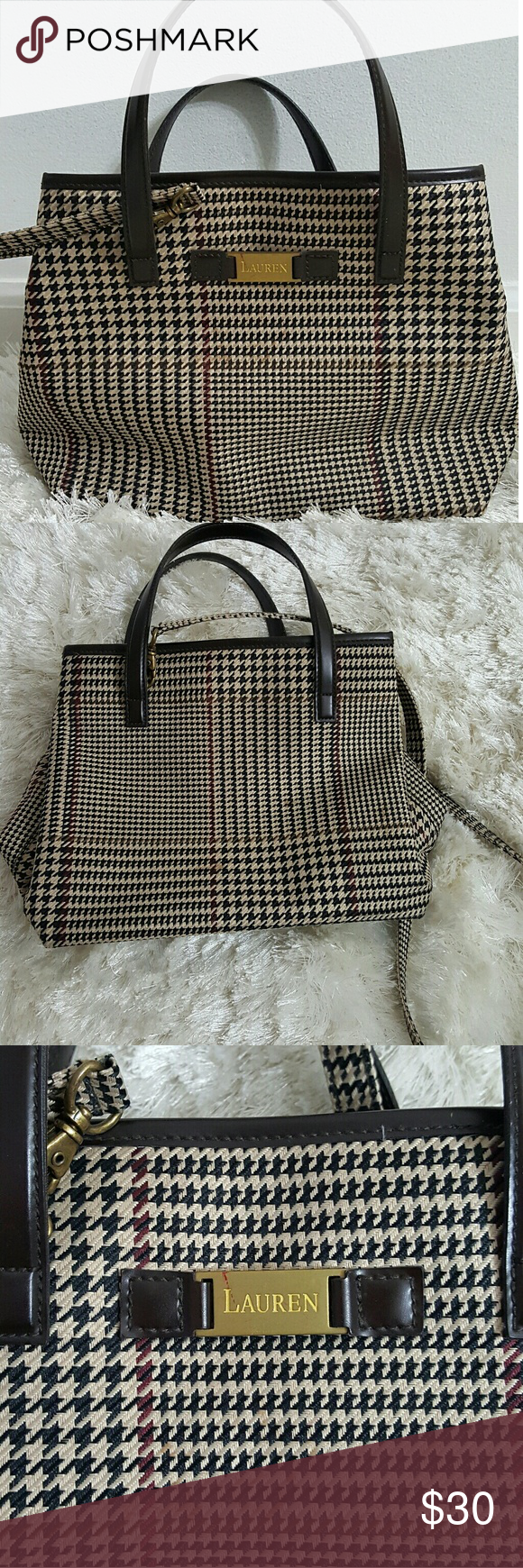 cb4cbd7b4fe Spotted while shopping on Poshmark  Vintage Ralph Lauren purse!  poshmark   fashion  shopping  style  Lauren Ralph Lauren  Handbags