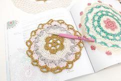 Mandalas Haken Patronen Uit Het Boek Mandalas To Crochet Van