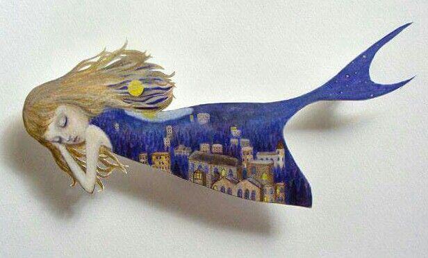 Muñecas de papel- Maki Hino