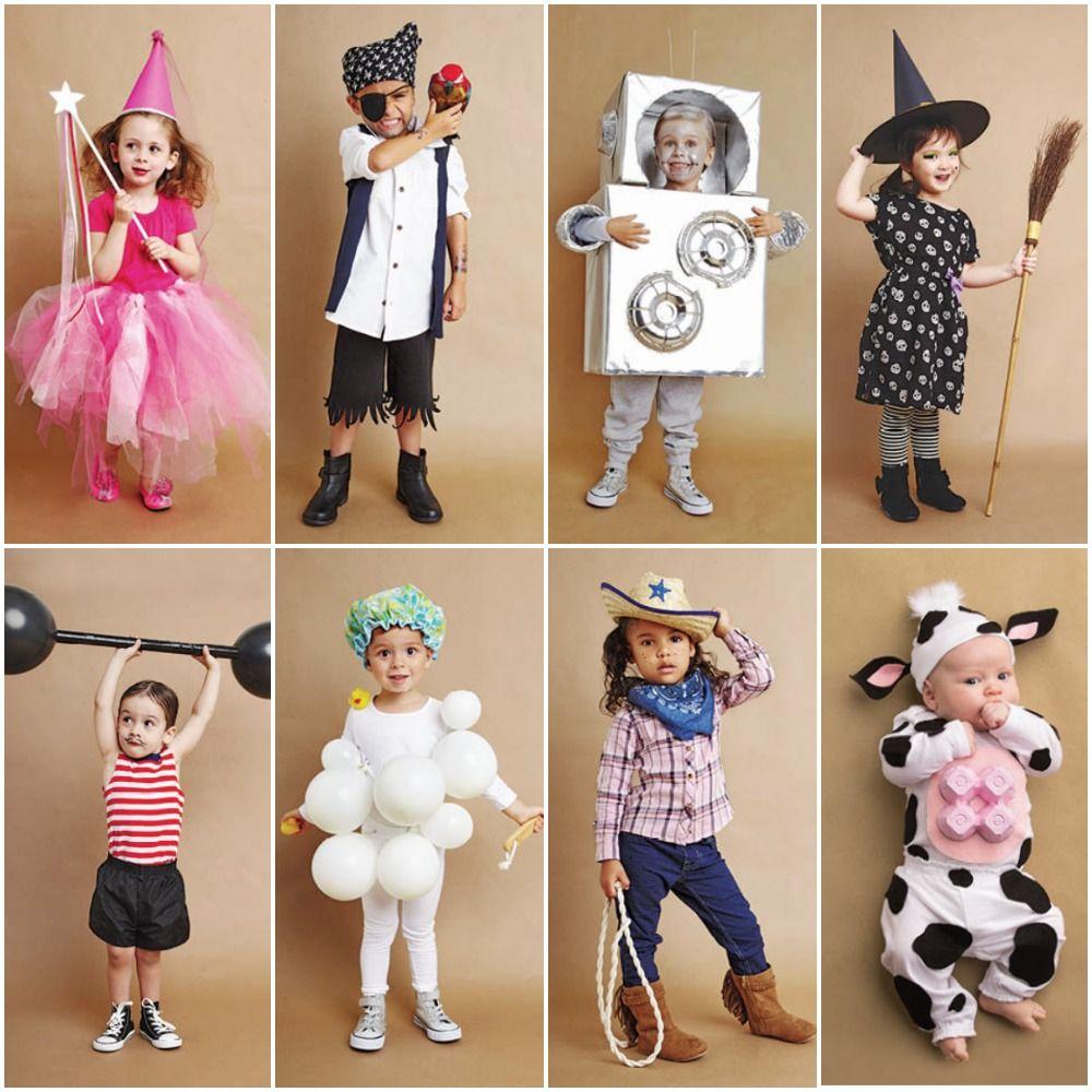 Last Minute DIY Halloween Costumes for KidsHartshorn