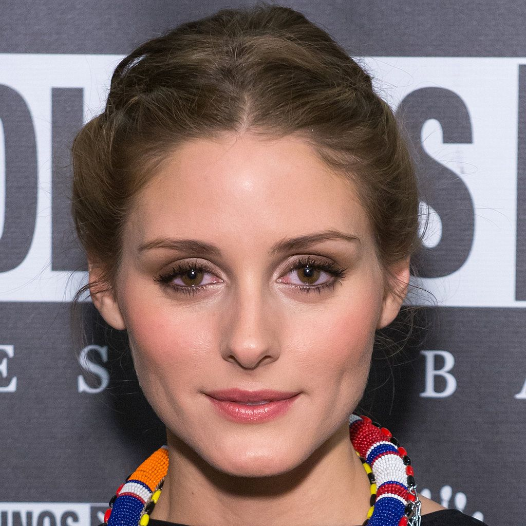Let Olivia Palermo Inspire Your Next Braided Updo: Olivia Palermo usually sticks with a classic blowout, but it's nice to see her try out a fun and easy braided style.