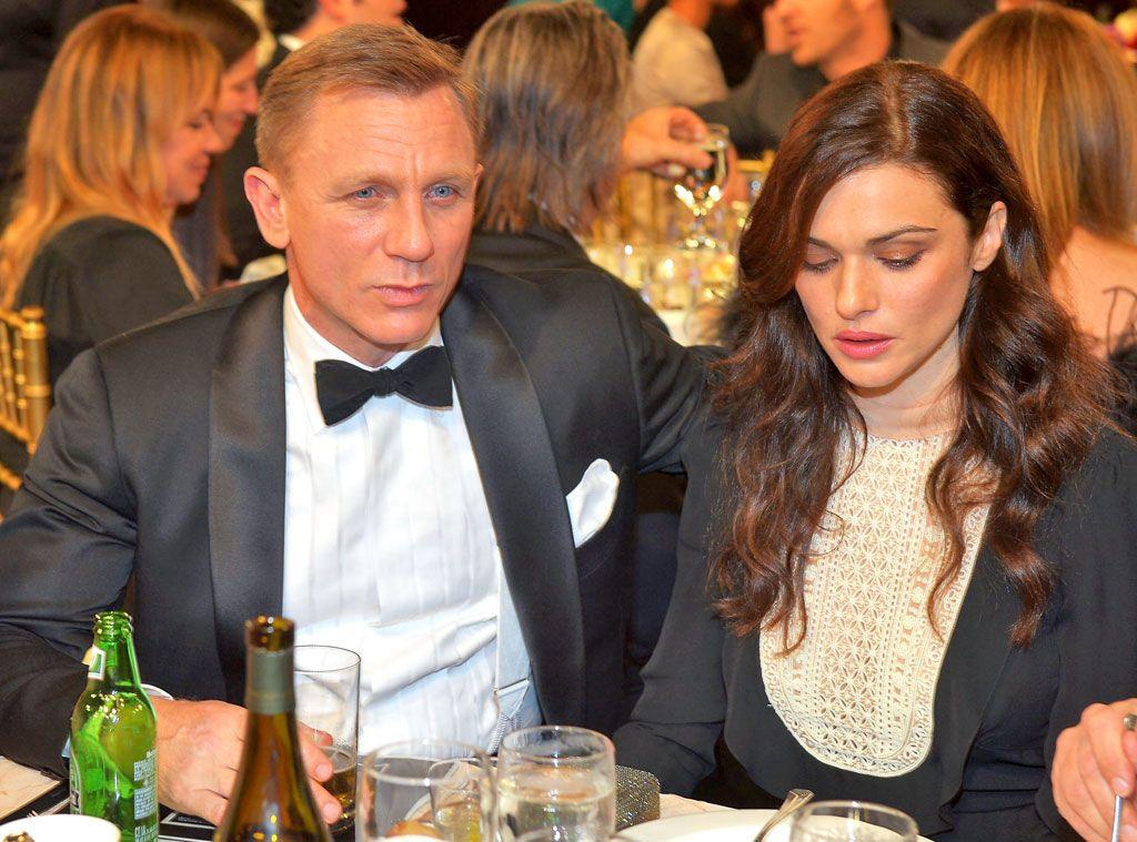 Daniel Craig Rachel Weisz Wedding